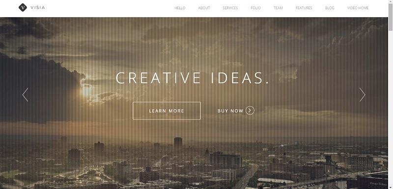 2018-2019 Fotoğrafçılar için Wordpress Temaları