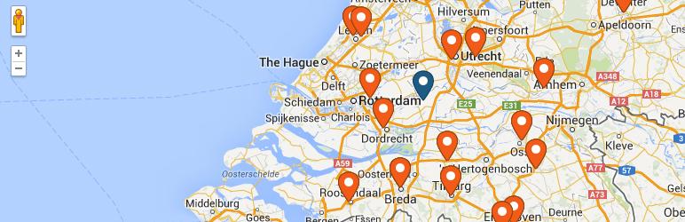 WP Store Locator Ücretsiz WordPress Google Maps Eklentisi