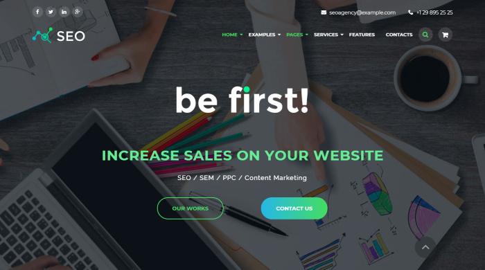 %100 SEO Uyumlu 15 En İyi Wordpress Temaları