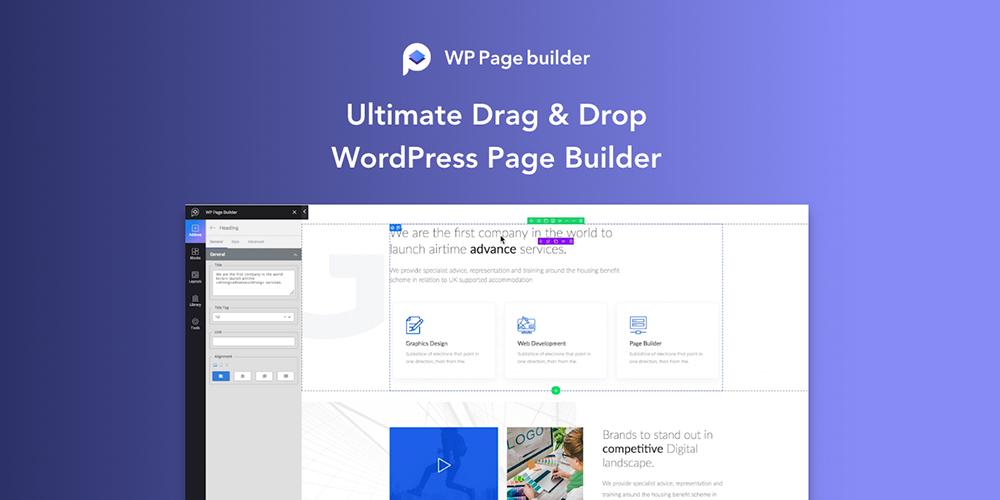 En İyi 5 Sürükle ve Bırak Sayfa Düzenleme WordPress Eklentisi