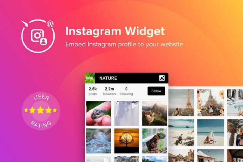 WordPress Siteniz için En İyi Instagram Eklentileri 2019