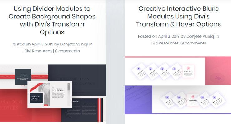 Divi Tema ve Sayfa Oluşturucu İncelemesi