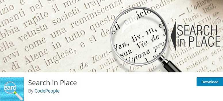 Site İçi Aramayı Geliştirecek En iyi 10 WordPress Arama Eklentisi