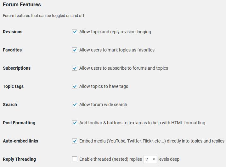 WordPress Form Eklentisi bbPress Nedir? Ne İşe Yarar?
