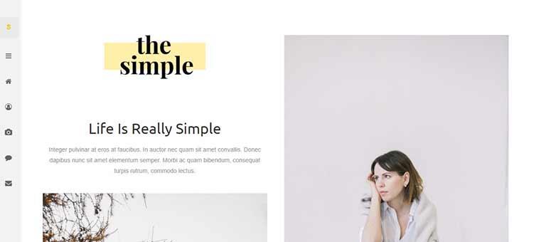 13 En İyi Tek Sayfa (One-Page) WordPress Temaları