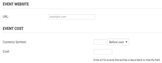 The Events Calendar WordPress Etkinlik Takvimi Eklentisi