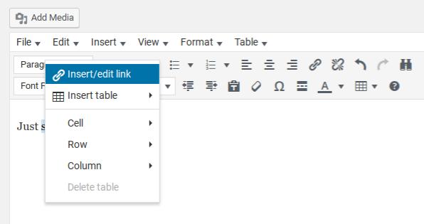 TinyMCE Advanced WordPress Text Editör Eklentisi İncelemesi