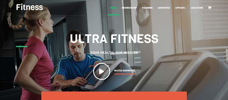 CrossFit - Fitness - GYM için 13 En İyi WordPress Temaları