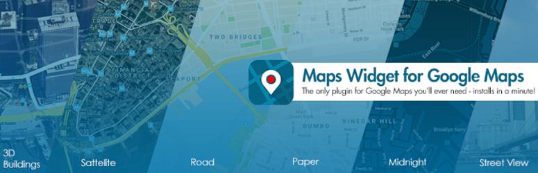 WordPress İçin 8 En İyi Google Haritalar Eklentileri