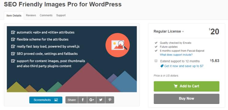 2019'un En İyi 6 WordPress Resim (image) Optimizasyonu Eklentileri