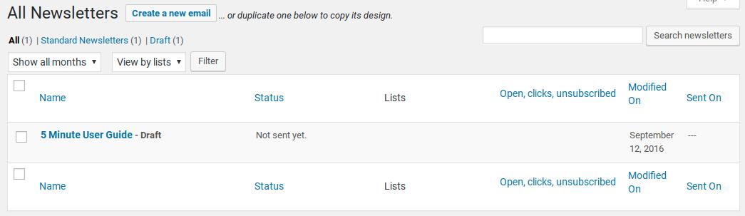 MailPoet Newsletters WordPress Haber Bülteni Eklentisi