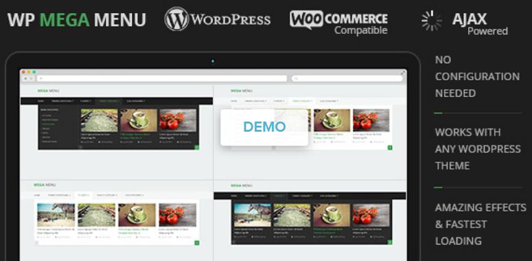 WordPress için En İyi 7 Menü Eklentileri