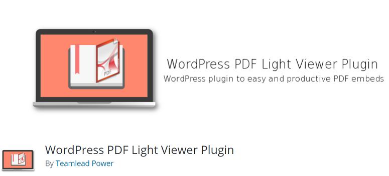 WordPress için En İyi 10 PDF Görüntüleyici Eklentisi