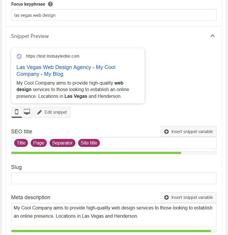 WordPress Web Sitenizi Yerel SEO için En İyi Hale Getirme
