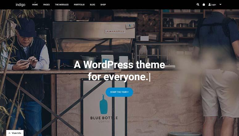 Sanatçılar için 13 En İyi WordPress Teması