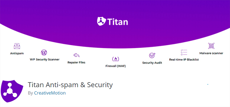 Titan Anti spam Security