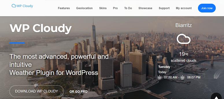 2020'nin En İyi 7 WordPress Hava Durumu Eklentisi