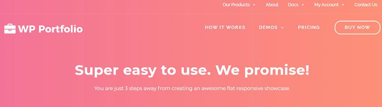2020'nin En İyi 8 WordPress Portföy Eklentisi