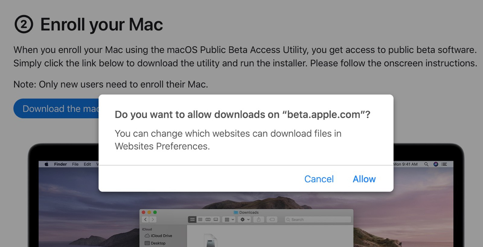 MacOS Big Sur Public Beta Nasıl İndirilir ve Yüklenir