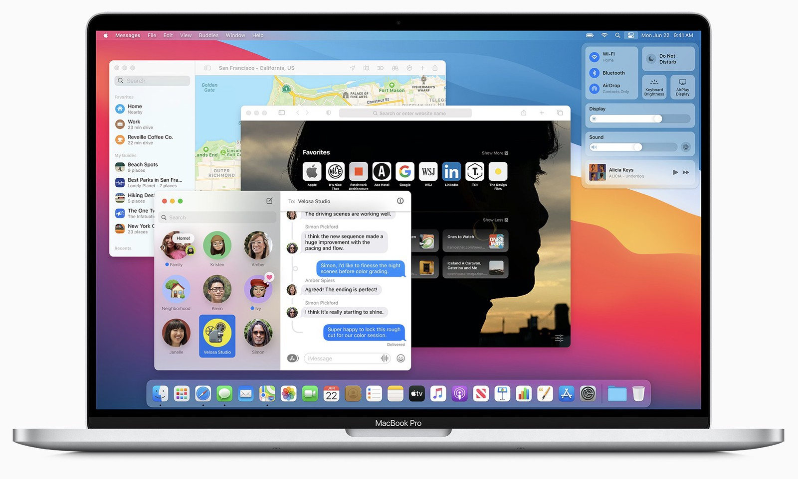 Apple macOS11 Big Sur Beta1