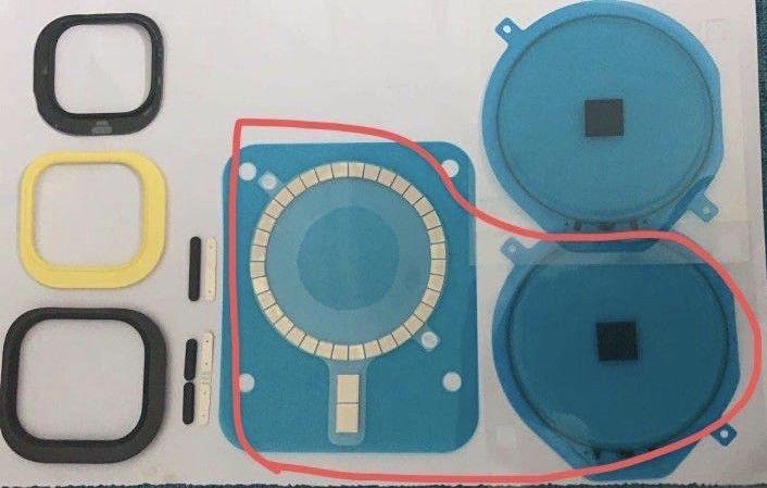 İPhone 12'nin Fotoğrafları Sızdırıldı! Arkasında Mıknatısların Olacağı İddia Edildi