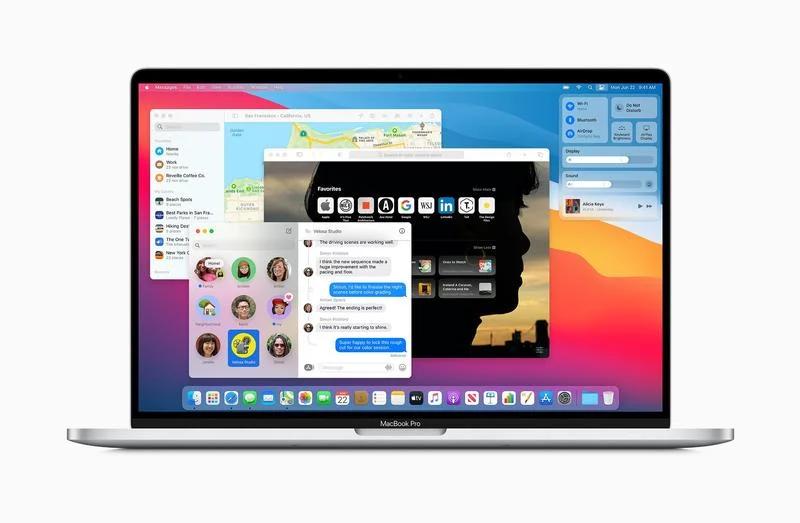 Apple, macOS Big Sur'ün ikinci beta sürümünü yayınladı