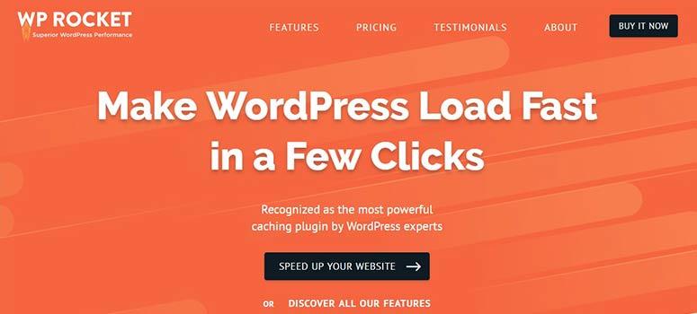 2020'nin En İyi 10 WordPress Hız Optimizasyon Eklentisi