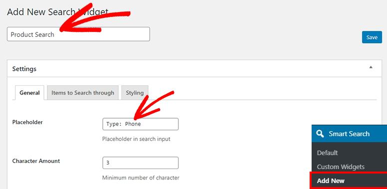 WooCommerce Detaylı Ürün Arama Eklentisi: Smart WooCommerce Search