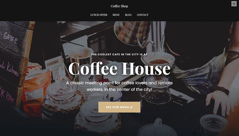 13 En İyi WordPress Catering Temaları