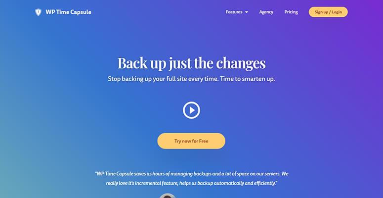 2021'in En İyi 9 WordPress Yedekleme Eklentisi