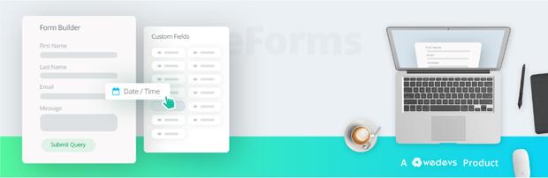 2021'in En İyi 7 WordPress Form Eklentileri