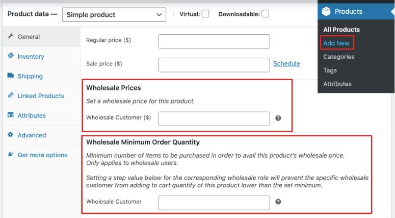 WooCommerce Toptan Fiyatlandırma Nasıl Eklenir