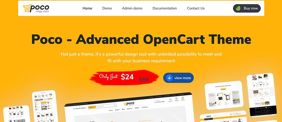 En İyi OpenCart Temaları
