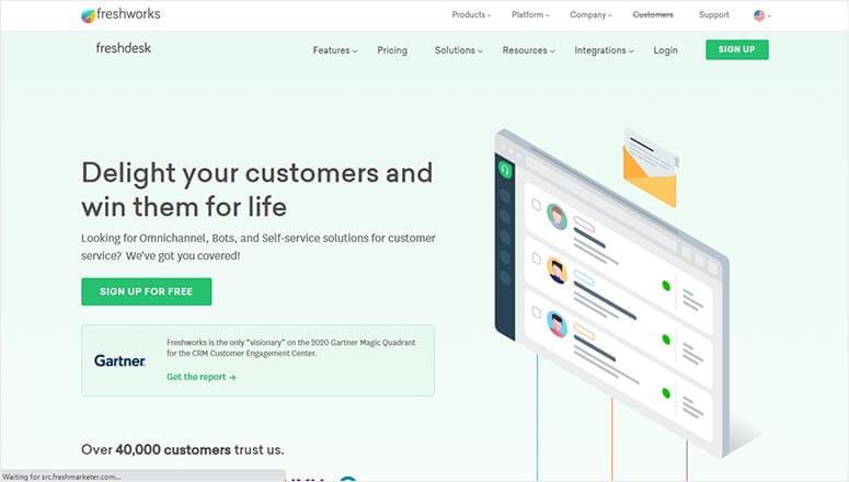 Küçük İşletmeler için En İyi 5 Müşteri Yönetim Sistemi