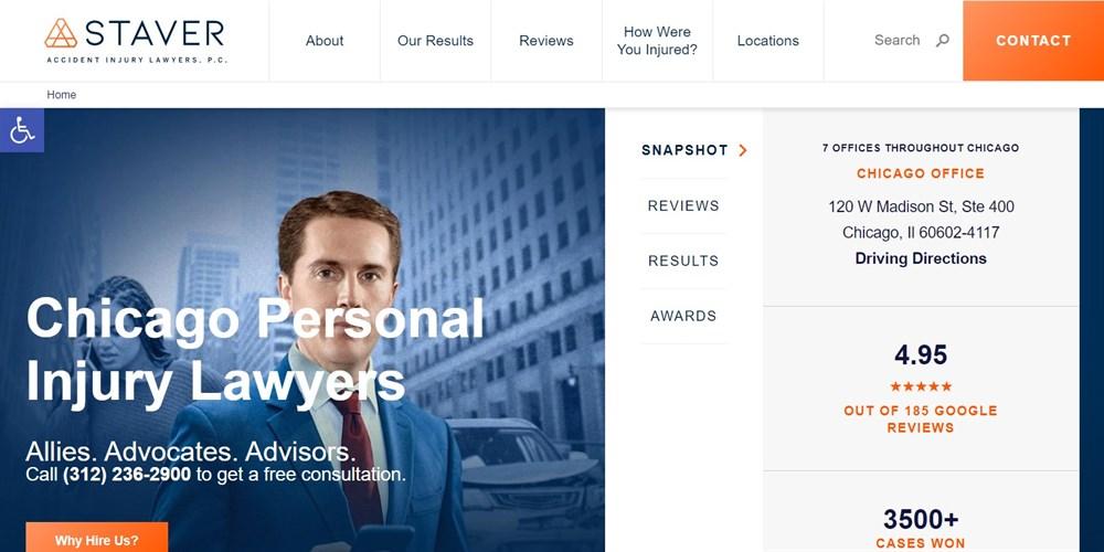 En İyi 13 Hukuk Bürosu & Avukat WordPress Teması