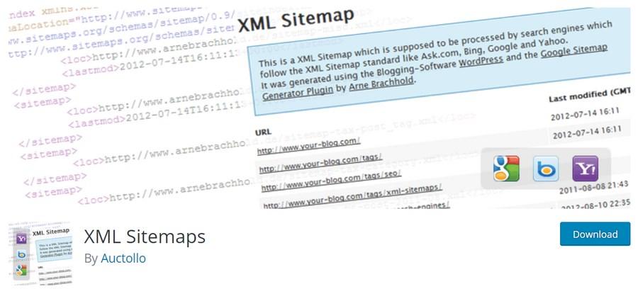 WordPress'te XML Sitemap Nasıl Oluşturulur