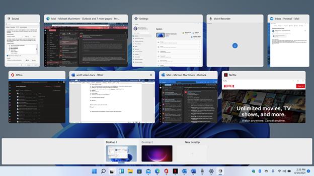 Microsoft Windows 11 incelemesi