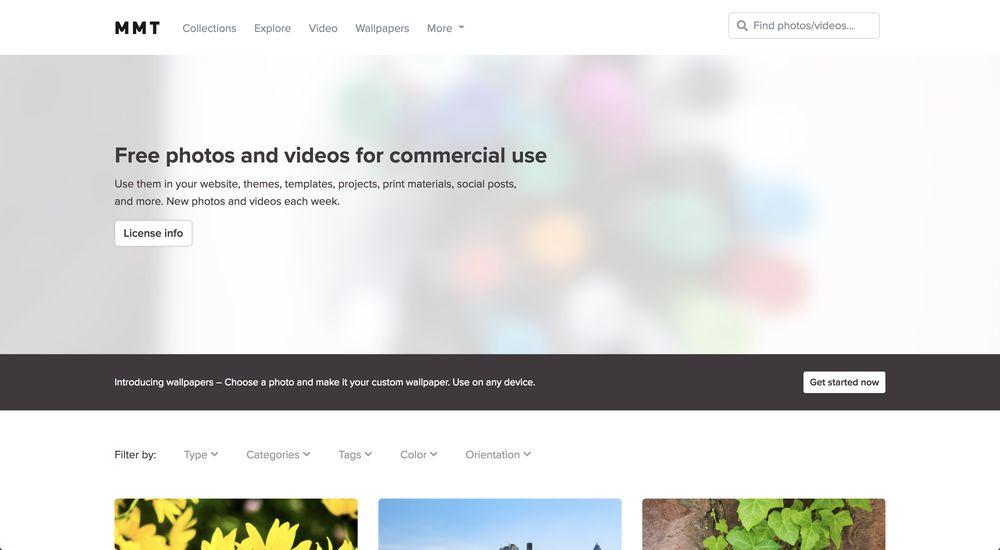 35+ En İyi Ücretsiz Stok Fotoğraf Sitesi