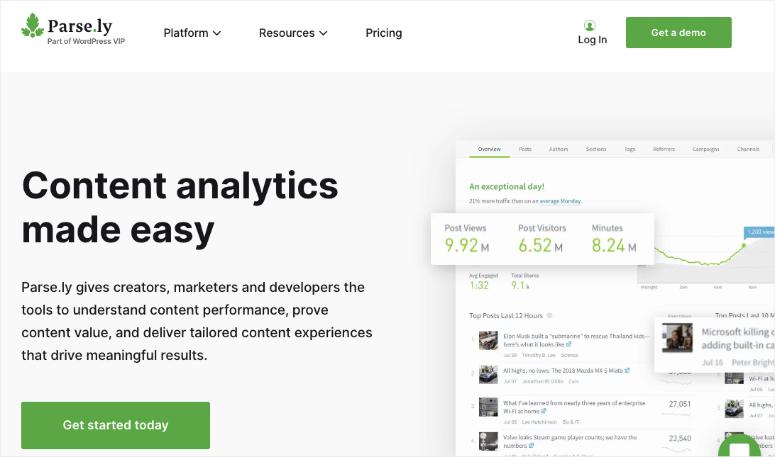 WordPress için 13 En İyi Analytics Eklentisi