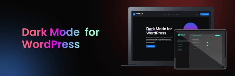 WordPress İçin En İyi 8 Karanlık Mod Eklentisi