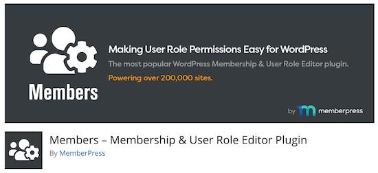 WordPress için 13 Ücretsiz Kullanıcı Yönetimi Eklentisi